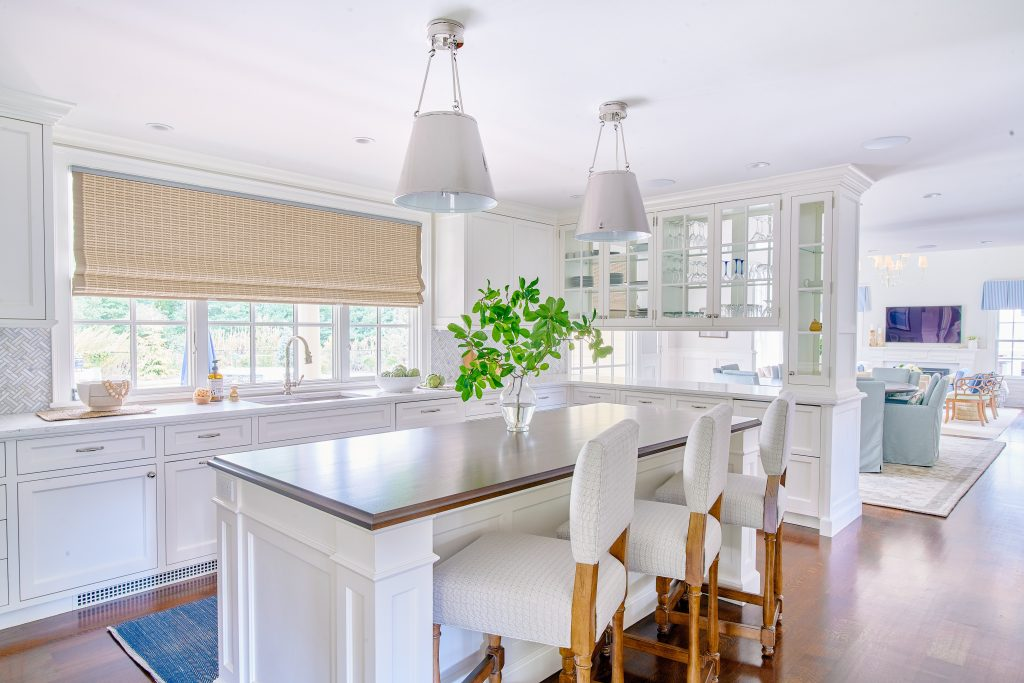 Styling Tip 05 | Draw Attention to Your Kitchen Island