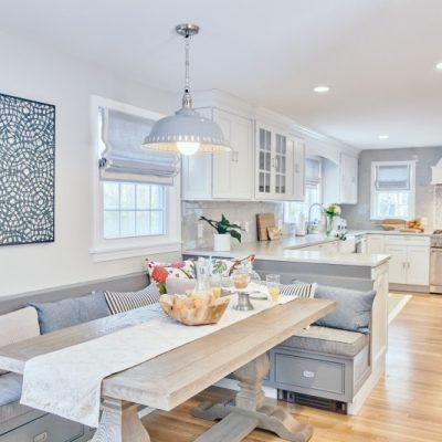 blakely interior design greenwich ri kitchen remodel breakfast nook