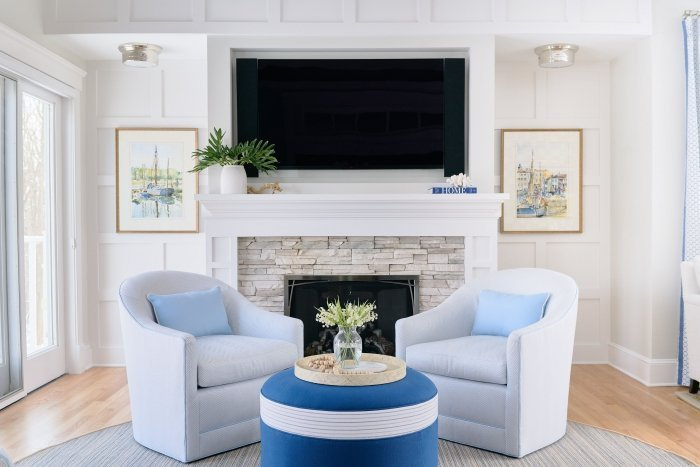 vibrant coastal how to get the look blakely interior design ri bright walls