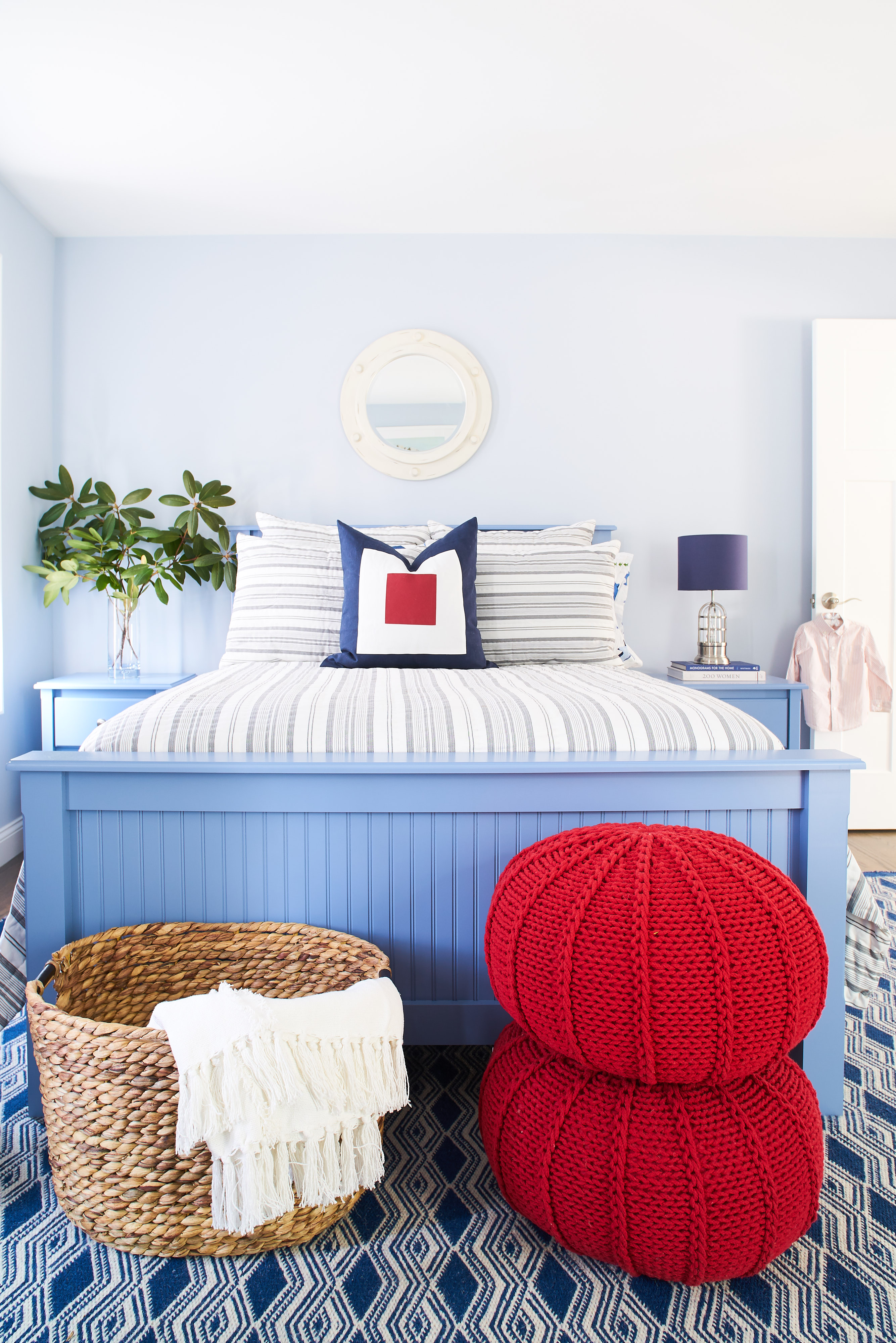 Blakely Interior Design Taggart Project Kids Room