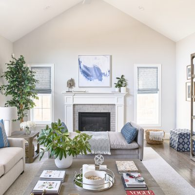 Blakely Interior Design Taggart Project Family Room