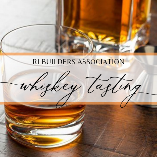 Whiskey Tasting Event Graphic