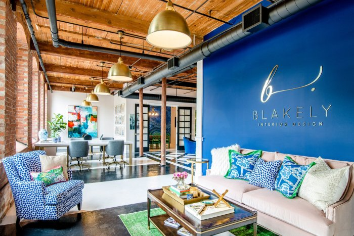how to follow your passion 2020 interior design firm RI blakely