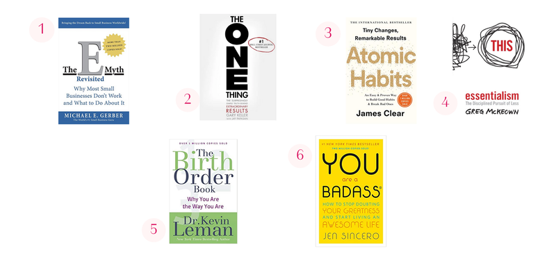 blakely interior design top 6 favorite books for productivity and business entrepreneurs