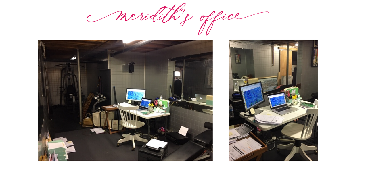 meridith blakely interior design show home office spaces