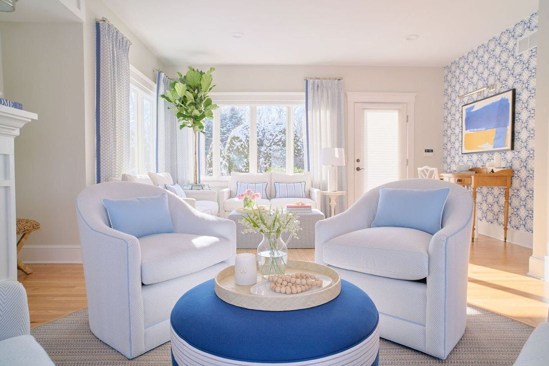 sitting room bright airy blakely interior design spruce up home during quarantine