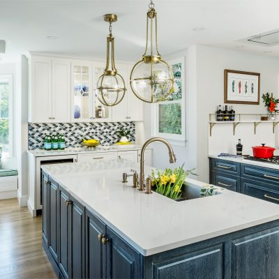 Blakely Interior Design - The Lemon Tree Project | Kitchen design and kitchen islands