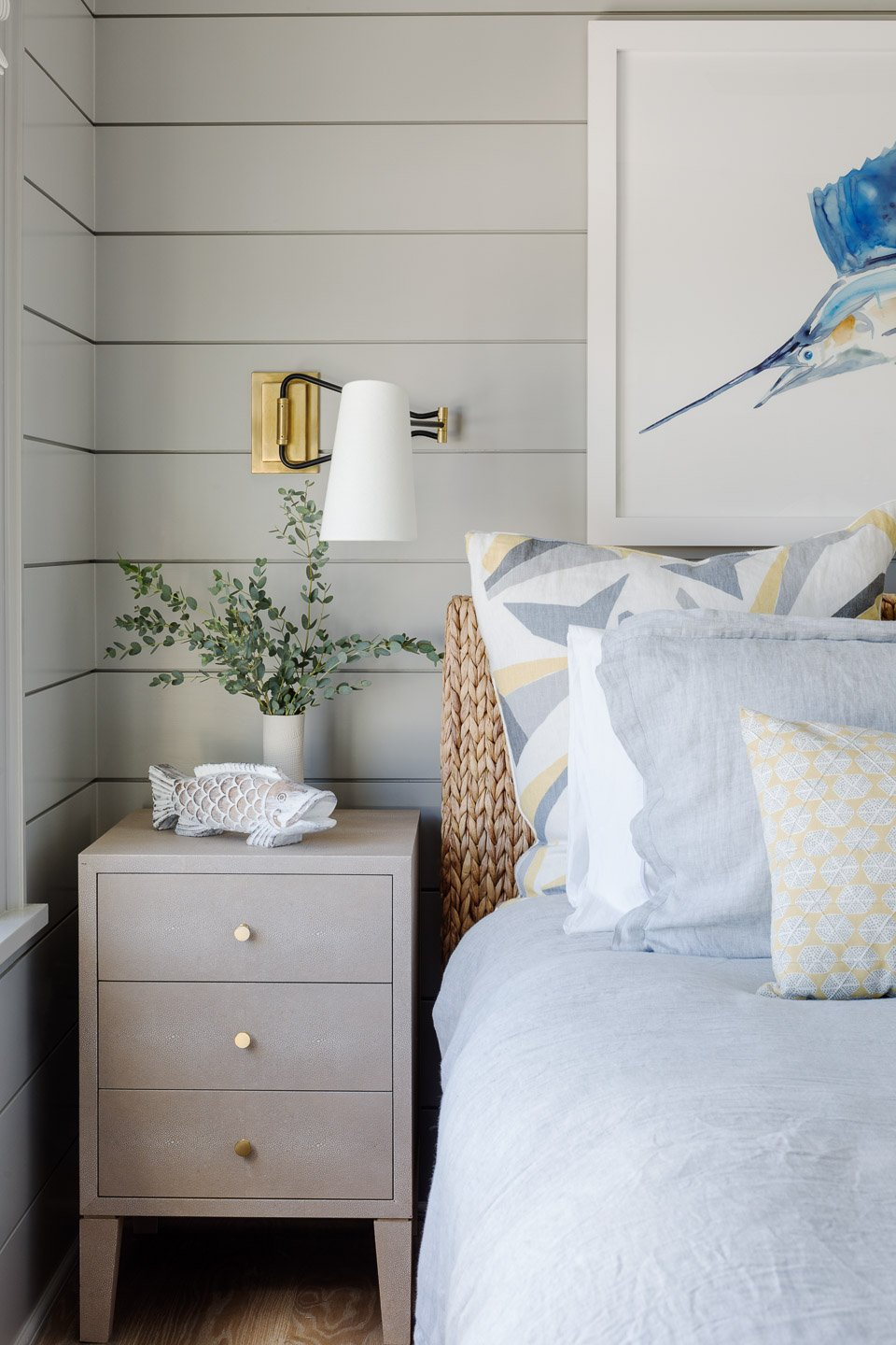 Blakely Interior Design | The Jersey Palm Project | Son's Room