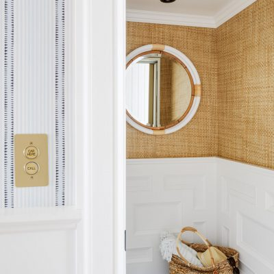 Blakely Interior Design | The Jersey Palm Project | The Elevator