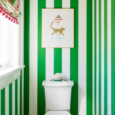 Blakely Interior Design | The Jersey Palm Project | Water closet