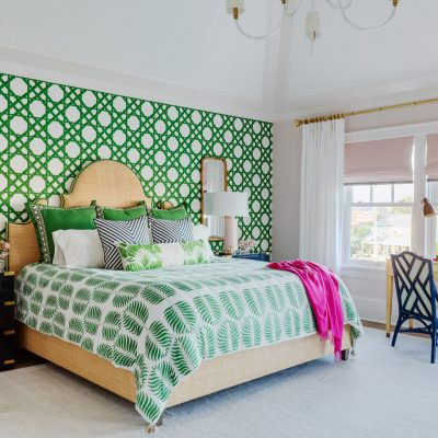 Blakely Interior Design | The Jersey Palm Project | Master Bedroom