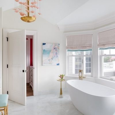 Blakely Interior Design | The Jersey Palm Project | Master Bath