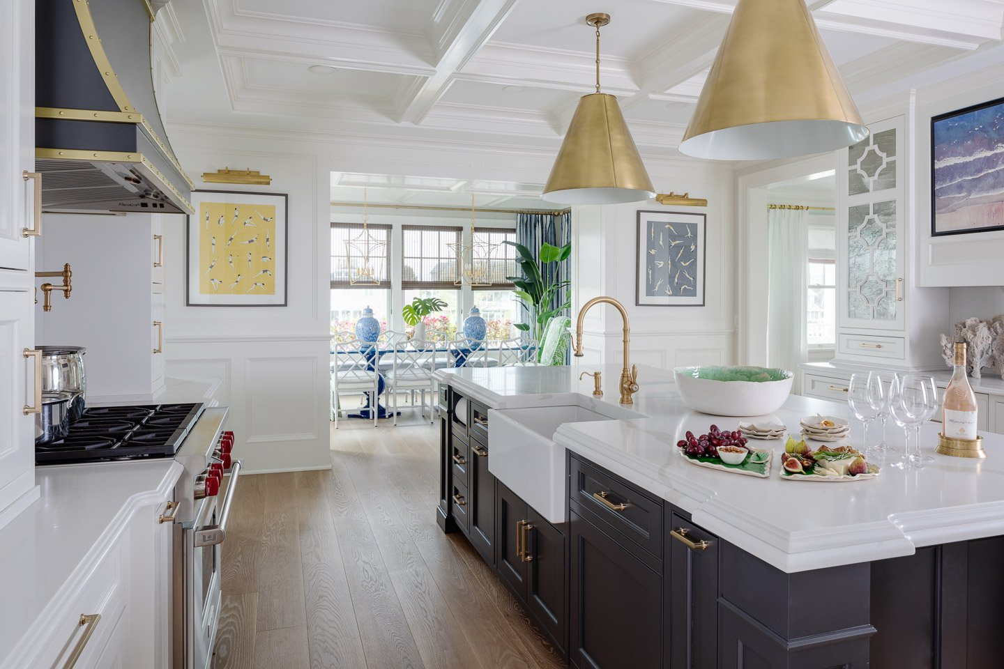 Blakely Interior Design | The Jersey Palm Project | The Kitchen