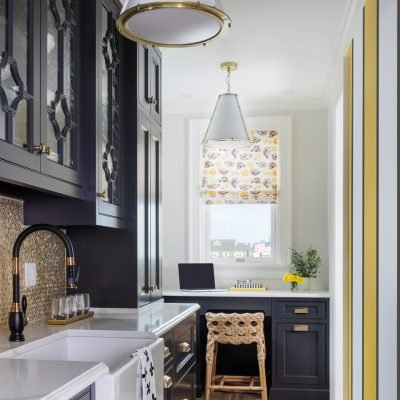 Blakely Interior Design | The Jersey Palm Project | The Butler's Pantry