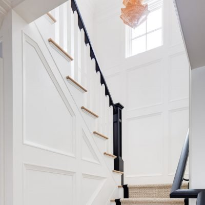 Blakely Interior Design | The Jersey Palm Project | Stairwell