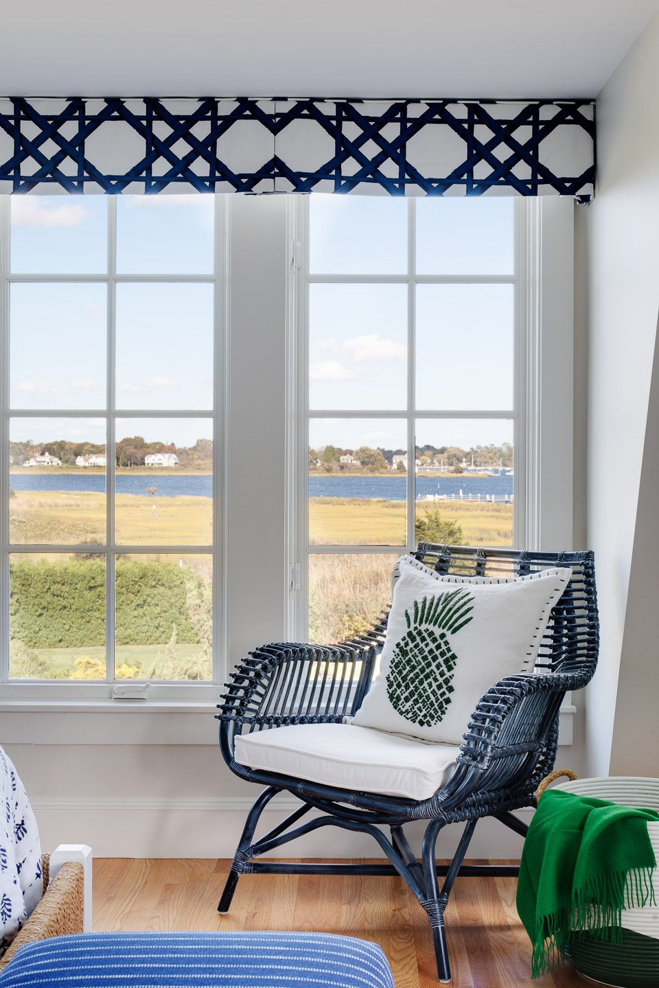 Blakely Interior Design - The Barrington Bay Project