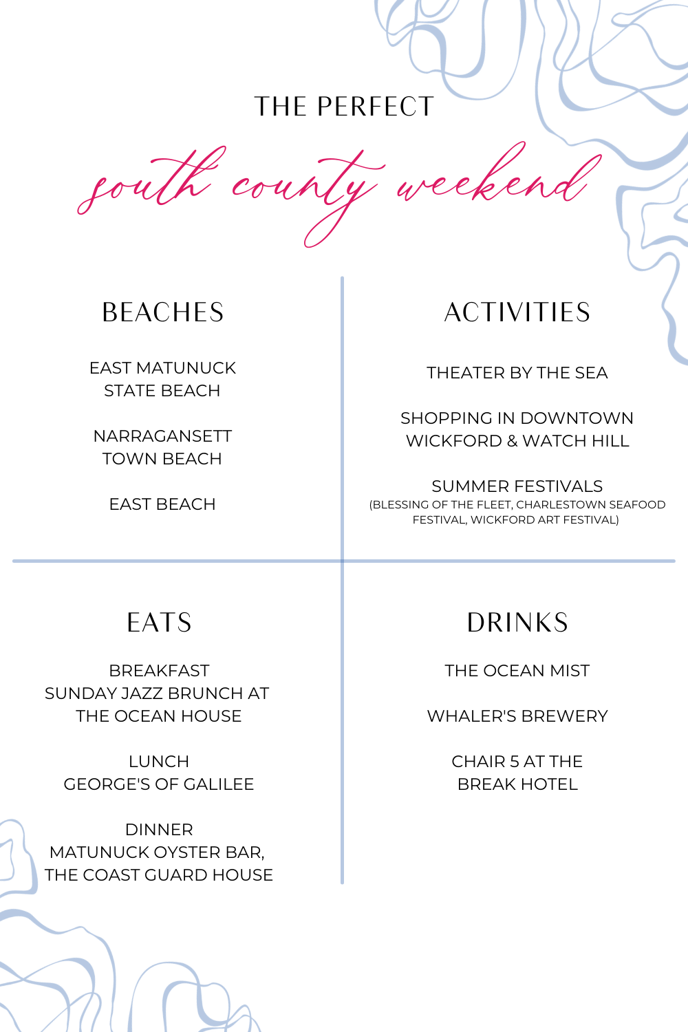 blakely interior design kingstown ri vibrant summer south county activities list beaches eats drinks