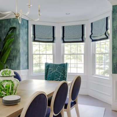 The Crystal Creek Project - Dining Room