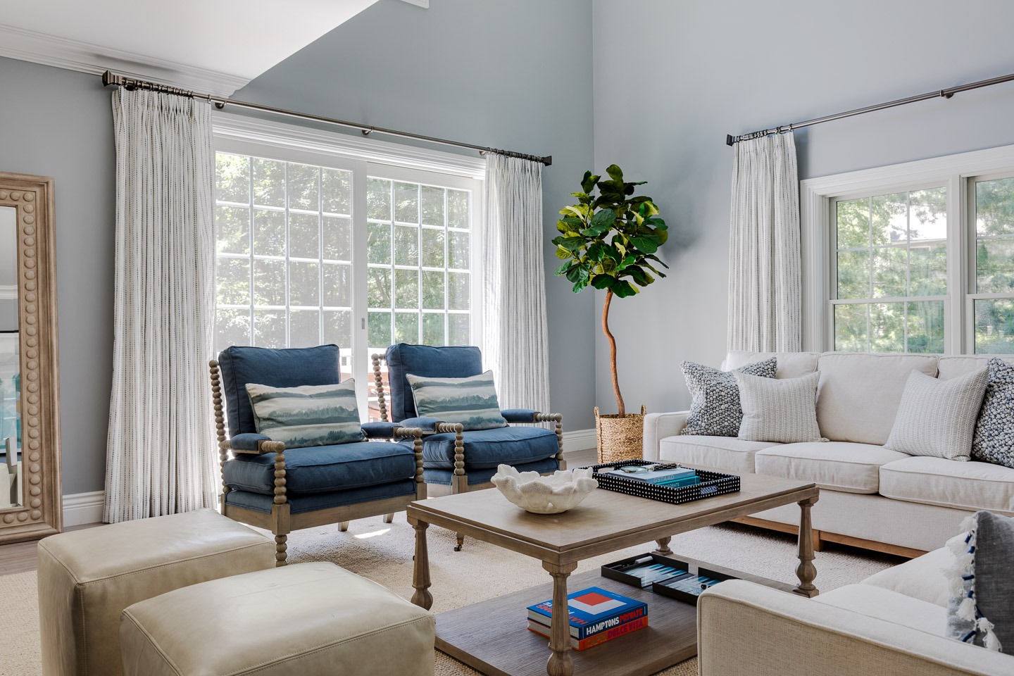 The Crystal Creek Project living room