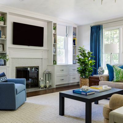 The Wickford Highlands Project - Living Room