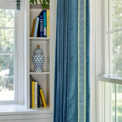 The Wickford Highlands Project - Custom Draperies