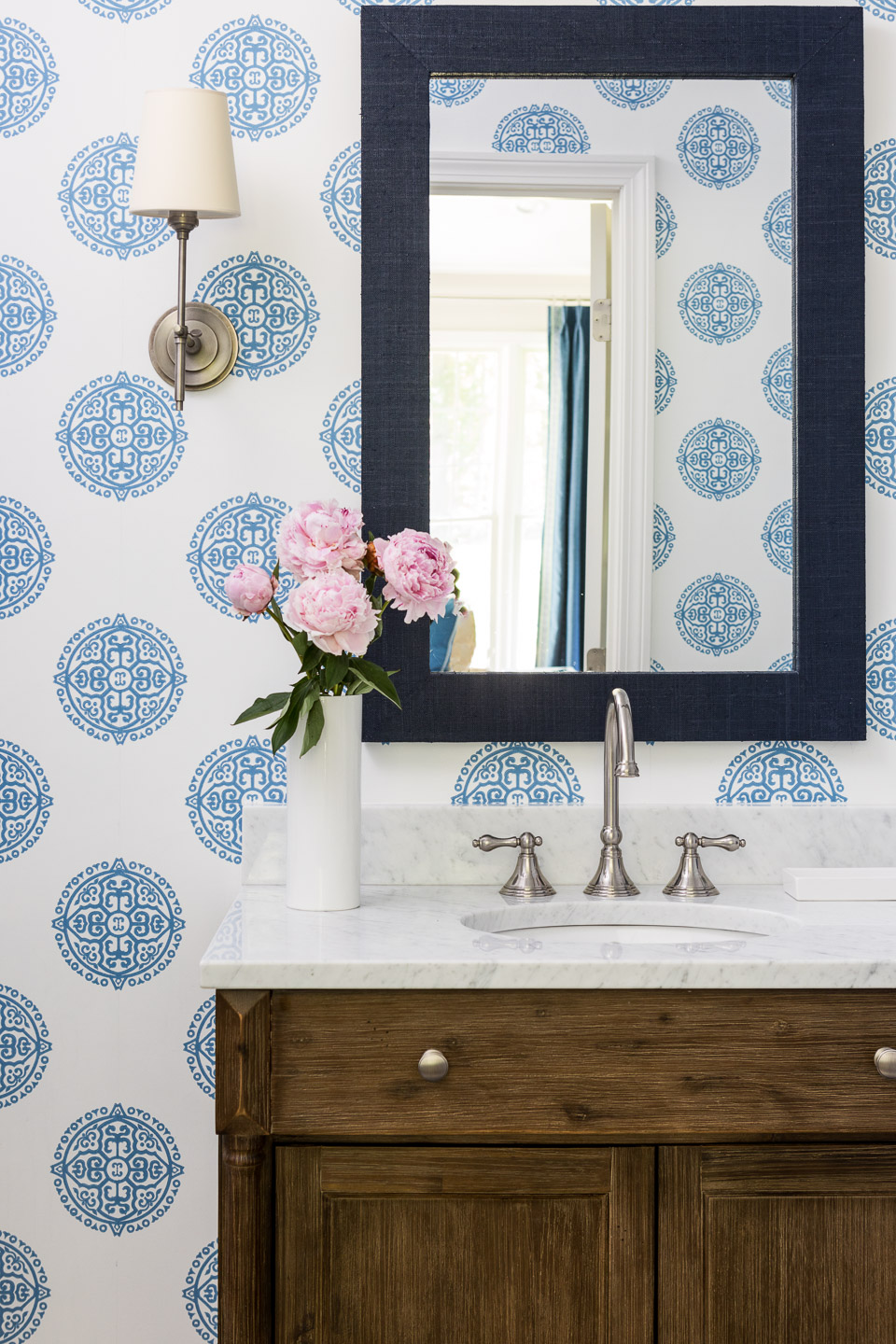 The Wickford Highlands Project - Powder Room