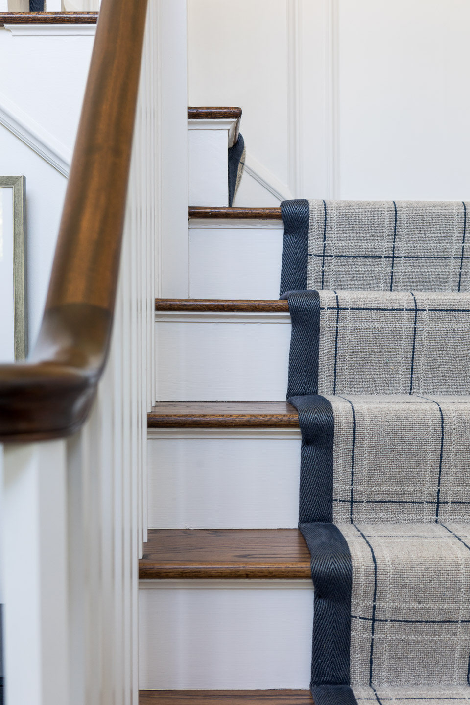 The Wickford Highlands Project - Stair runner