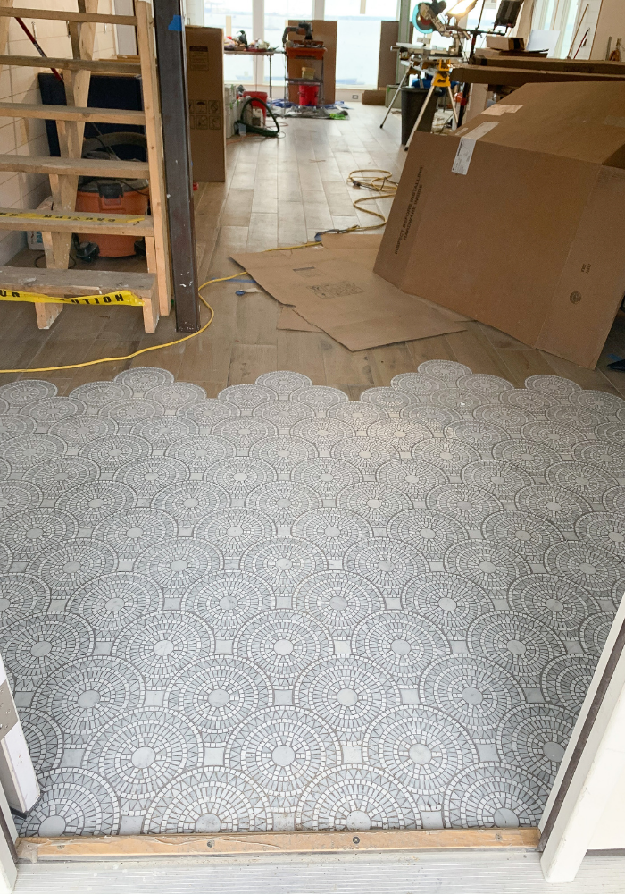 blakely inerior design new england designing with tile powder floor tiles in process