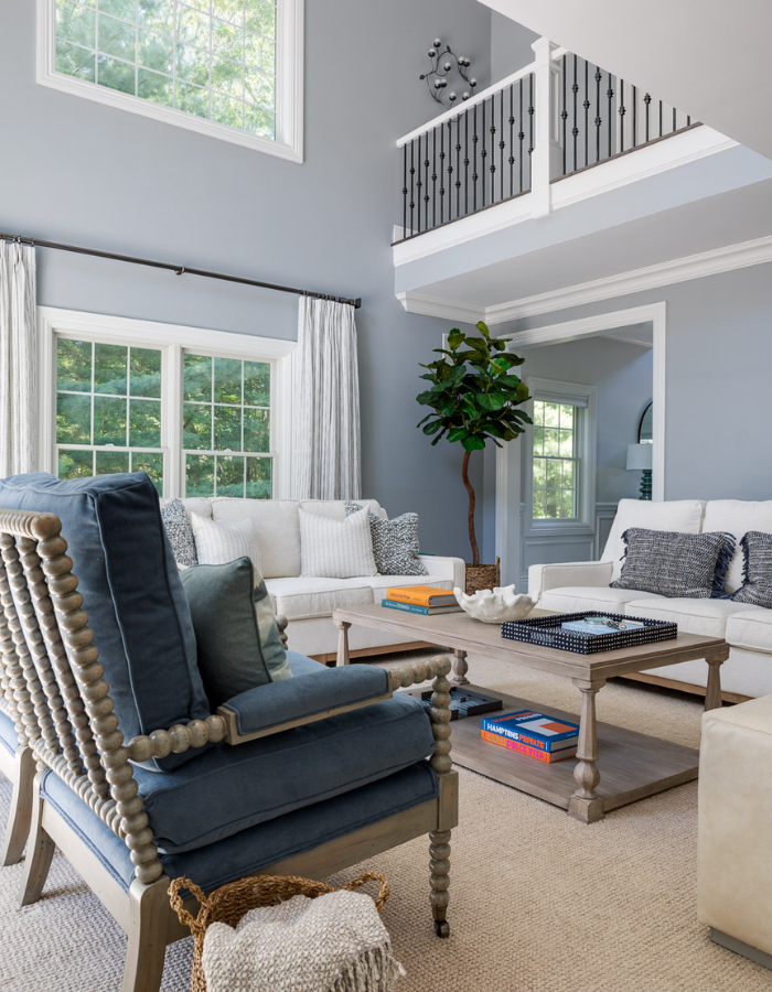 blakely interior design newport new england traditional design in east greenwich bright cozy family room with neutral color palette